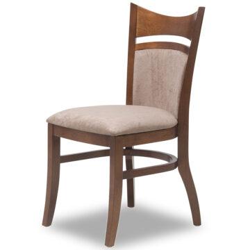 Cadeira Bari Encosto Estofado - Cadeiras para Restaurantes