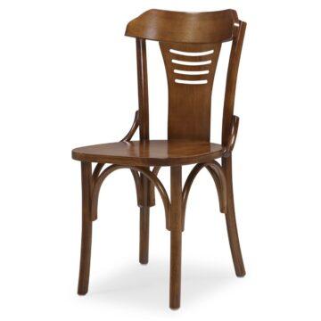 Cadeira Nevoy Assento em Madeira - Cadeiras para Restaurantes