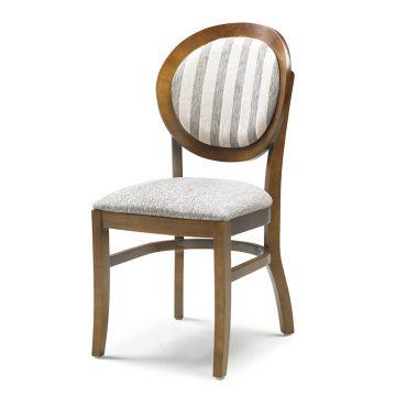 Cadeira Turim Encosto Estofado - Cadeiras para Restaurantes