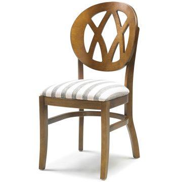 Cadeira Turim Encosto Vazado - Cadeiras para Restaurantes