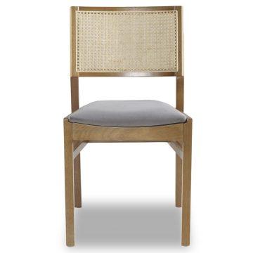 Cadeira Bangkok Tela Sintética - Cadeiras para Restaurantes