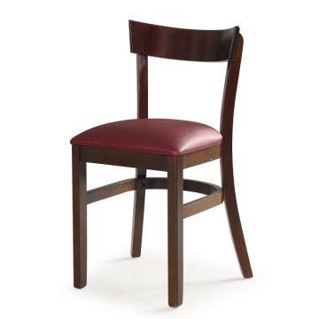 Cadeira Barcelona Assento Estofado - Cadeiras para Restaurantes