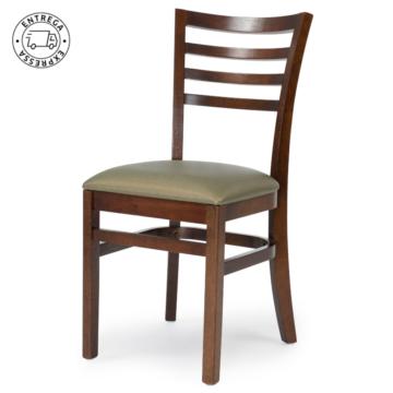 Cadeira Luanda Estofada - Cadeiras para Restaurantes