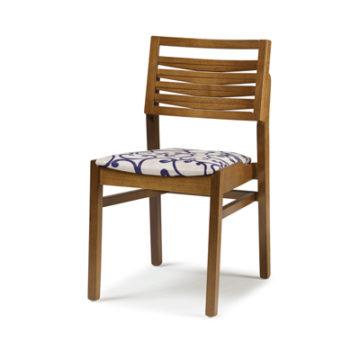 Cadeira Bangkok Encosto Madeira - - Cadeiras Para Restaurantes