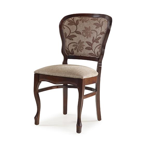 Cadeira Marselha Encosto Estofado