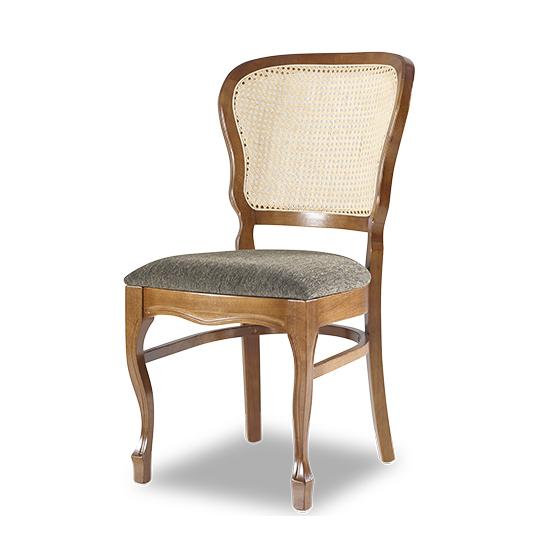 Cadeira Marselha Encosto Tela Sintética - Cadeiras para Restaurantes