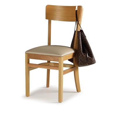 Cadeira Portugal Suporte Para Bolsa - Cadeiras para Restaurantes